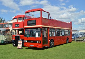 London bus hire