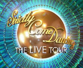 Strictly come dancing Glasgow