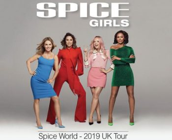 Glasgow Spice Girls coach